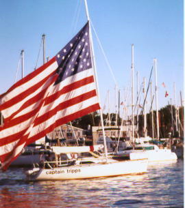 Flag on Tripp 26